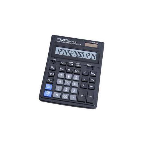 Kalkulator Citizen SDC-554S (SDC-554S) Srebrna