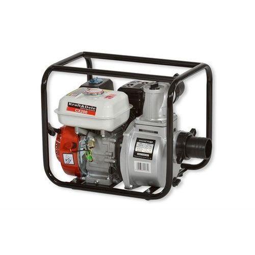 Motopompa - spalinowa pompa do wody - 3