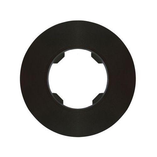 Dpm Ramka pojedyncza soul okrągła czarny (5900672654776)