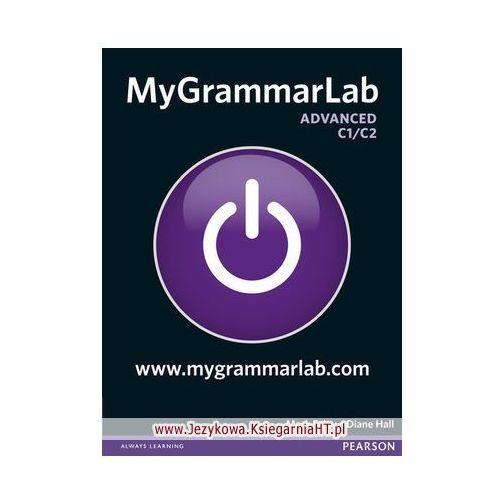 MyGrammarLab Advanced, Student's Book (podręcznik) plus MyLab for classroom use, Diane Hall, Mark Foley