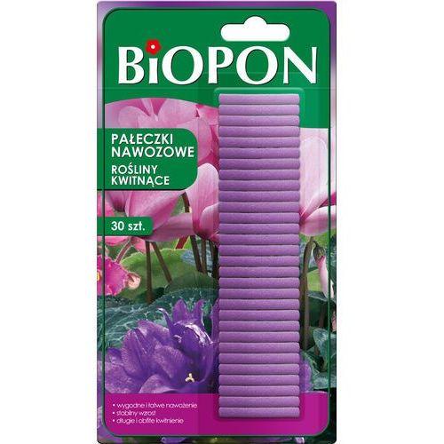 Pałeczki nawozowe do roślin kwitnących 30szt BIOPON (5904517008748)