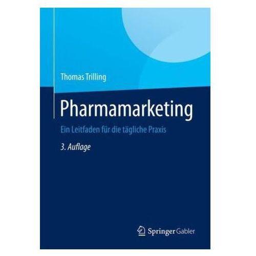 Pharmamarketing Trilling, Thomas (9783642407000)