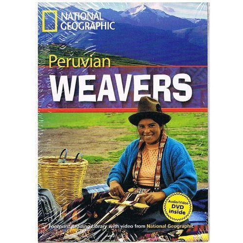 Peruvian Weavers + MultiROM. Footprint Reading Library 1000 Headwords, oprawa miękka