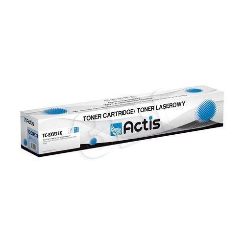 toner tc-exv33x / c-exv33 (black) darmowy odbiór w 21 miastach! marki Actis