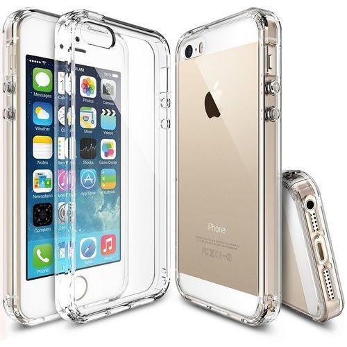 (EOL) Ringke Fusion Etui Obudowa do iPhone SE / 5S / 5 (Clear) (8809370154977)