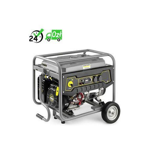 Karcher Pgg 3/1 (3000w, 15l) generator prądu ✔ do 31.07 serwis premium za 1zł! ✔sklep specjalistyczny ✔karta 0zł ✔pobranie 0zł ✔zwrot 30dni ✔raty 0% ✔gwarancja d2d ✔leasing ✔wejdź i kup najtaniej