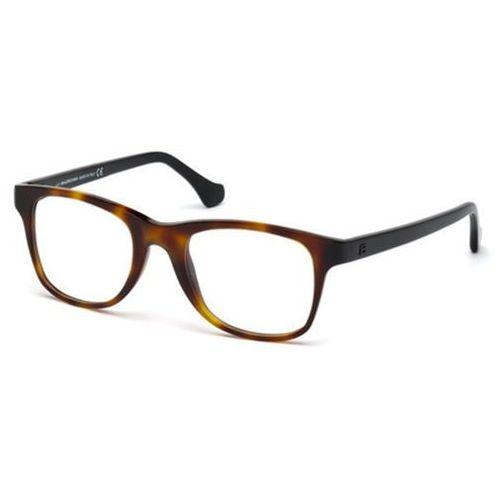 Balenciaga Okulary korekcyjne ba5034 052