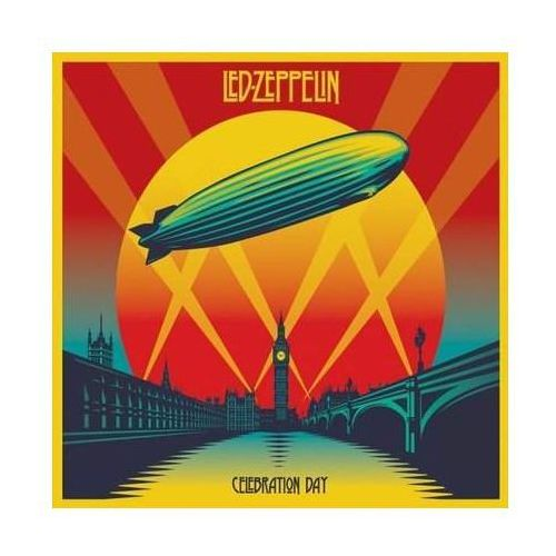 Led Zeppelin - Celebration Day (2CD + DVD + Blu-Ray / CD Box)
