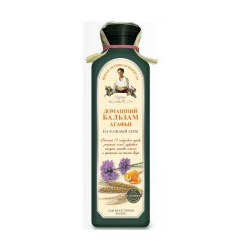 Pierwoje reszenie, rosja Babuszka agafia domowy balsam do codziennej pielęgnacji 350ml