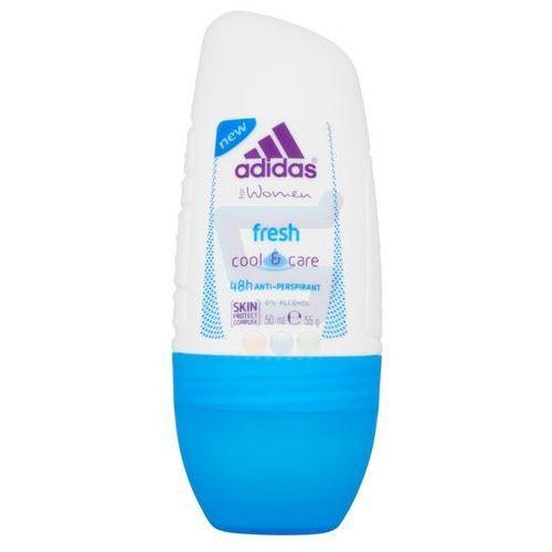 for women cool & care fresh antyperspirant, roll-on 50ml marki Adidas