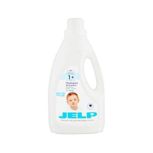Danlind Jelp 1,5l hipoalergiczny żel do prania białych tkanin 1+ (18 prań)