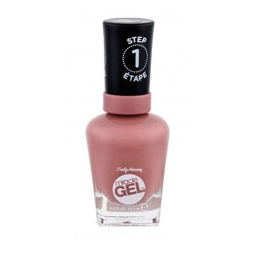 Sally Hansen Miracle Gel STEP1 lakier do paznokci 14,7 ml dla kobiet 244 Mauve-olous