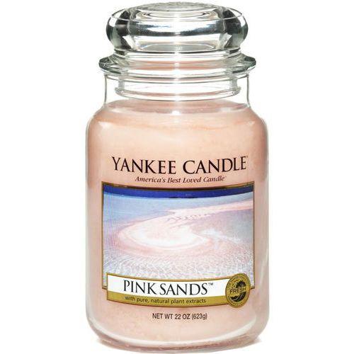 pink sands 623g duża świeca szybka wysyłka infolinia: 690-80-80-88 marki Yankee candle