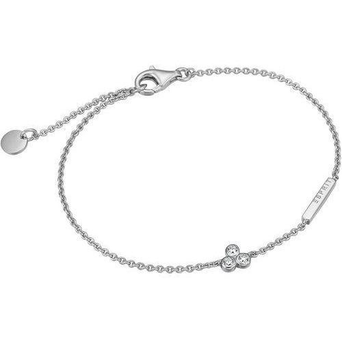 srebrna bransoletka z cyrkoniami zagraj esbr00191118 srebro 925/1000 marki Esprit