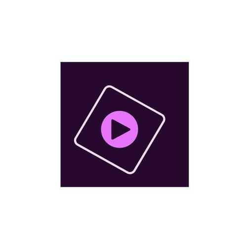 Adobe Premiere Elements 2019 - Angielski Tak