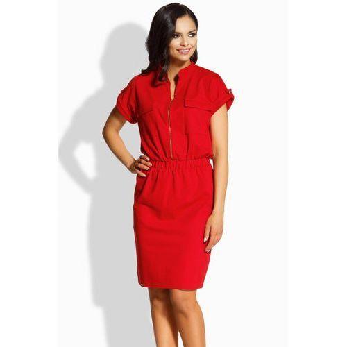 Lemoniade Sukienka model l207 red