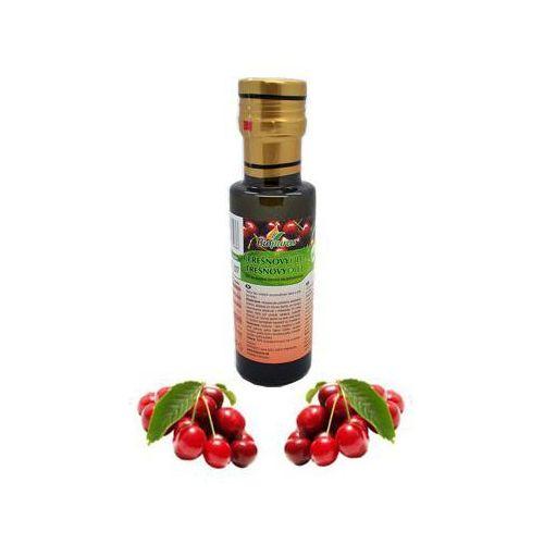 Olej z pestek czereśni BIO 100ml z kategorii Oleje, oliwy i octy
