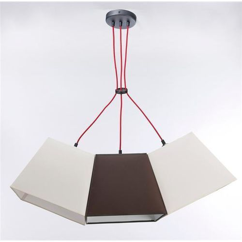 Namat Lampa wisząca werder 3 3231 - jasny beż/brąz