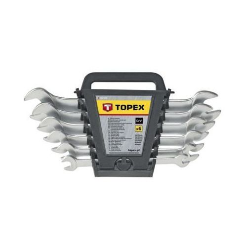 Zestaw kluczy płaskich TOPEX 35D657 (12 elementów), T 35D657