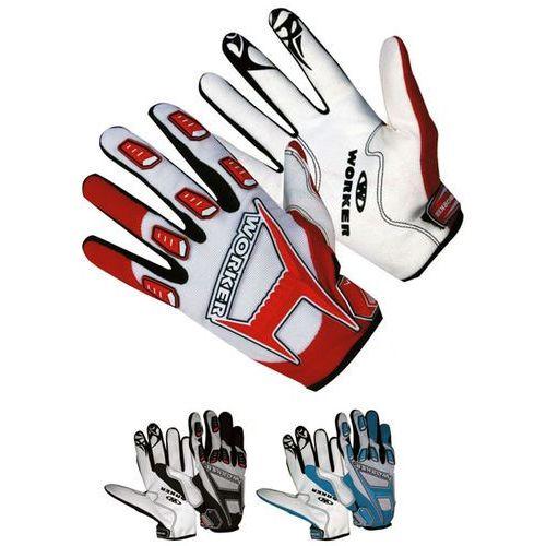 Rękawice Motocross WORKER MT787 inSPORTline - sprawdź w wybranym sklepie