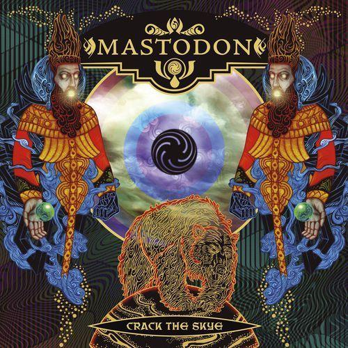 Mastodon - CRACK THE SKYE (0093624979111)
