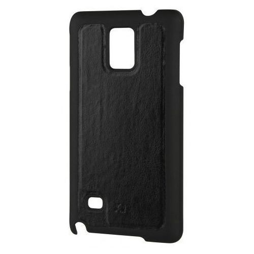 Xqisit Etui do samsung galaxy note 4 iplate eman czarny (4029948027487)
