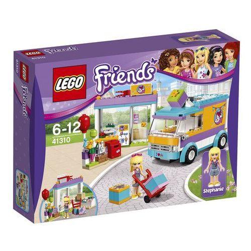 Lego FRIENDS Dostawca upominków w heartlake 41310. Najniższe ceny, najlepsze promocje w sklepach, opinie.
