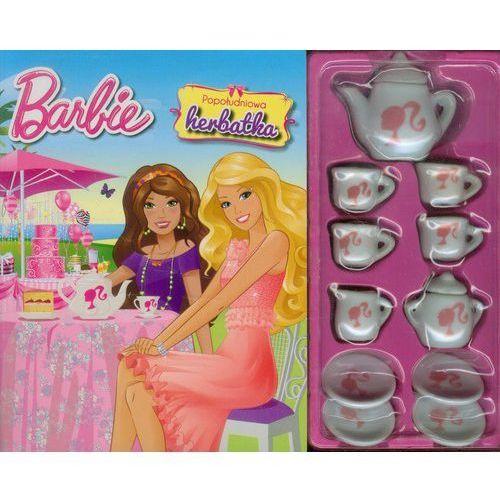 Barbie. Popołudniowe herbatka (9781472382078)