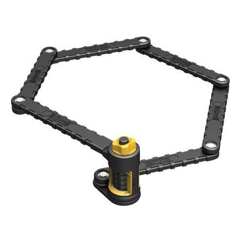 Zapięcie rowerowe ONGUARD Link Plate Lock K9 COMBO SKŁADANE 8115 - 88,5cm - szyfr, ONG-8115