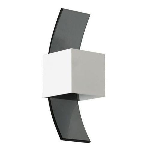 Lampex Kinkiet vitrum plus biały