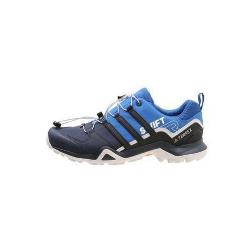 adidas Performance TERREX SWIFT R2 Obuwie hikingowe blue beauty/core black/grey one, EFU53