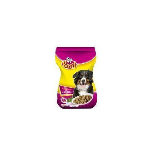 Hp Karma dla psa z drobiem basil dry 3 kg