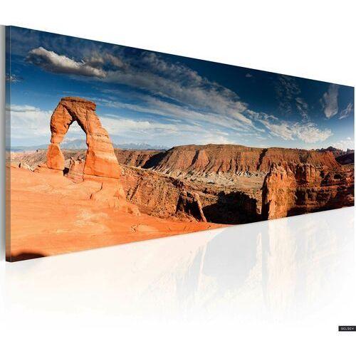 Selsey obraz - wielki kanion - panorama 120x40 cm (5902622534077)