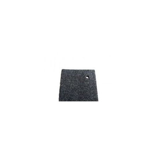Filc Grafit 700g/m2 Włóknina 4mm PES 33x33cm Impregnowany