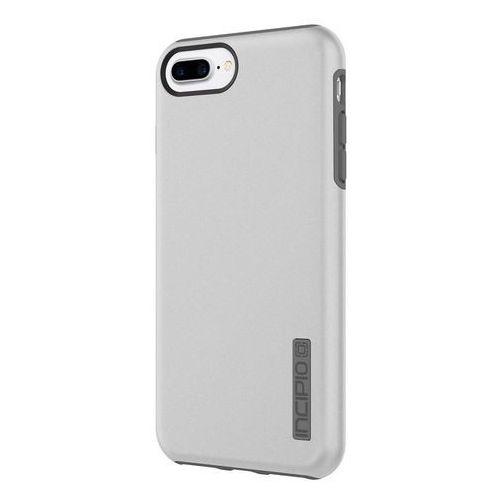 dualpro - etui iphone 7 plus / iphone 6s plus / iphone 6 plus (iridescent silver/charcoal) marki Incipio