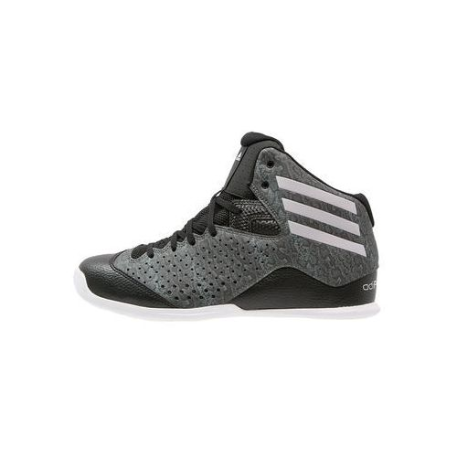 adidas Performance NEXT LEVEL SPEED IV Obuwie do koszykówki core black/solid grey/white