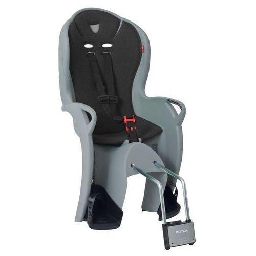 Hamax kiss fotelik dziecięcy szary/czarny mocowania fotelików dziecięcych (7029775510463)