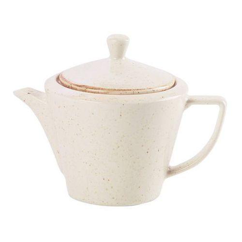 Fine dine Dzbanek do herbaty sand   500 ml