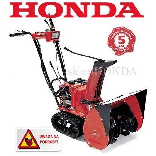 Niższa cena! Odśnieżarka HONDA HSS 655 HTS (32 tony, 55cm, rozruch elektryczny) + DOSTAWA + OLEJ GRATIS, HSS 655 HTS