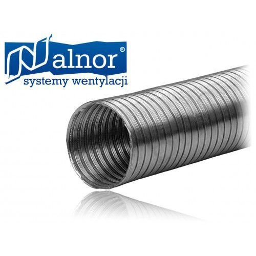 Przewód elastyczny, rura aluminiowa (3mb) FLEX 80mm (AF-AL-080-0300), AF-AL-080-0300