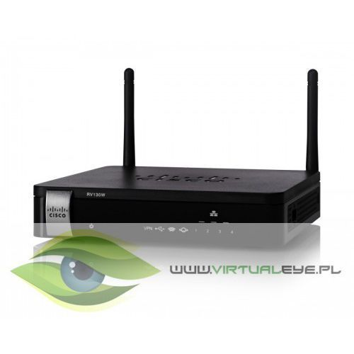 Cisco RV130W Wireless-N VPN Router, RV130W-E-K9