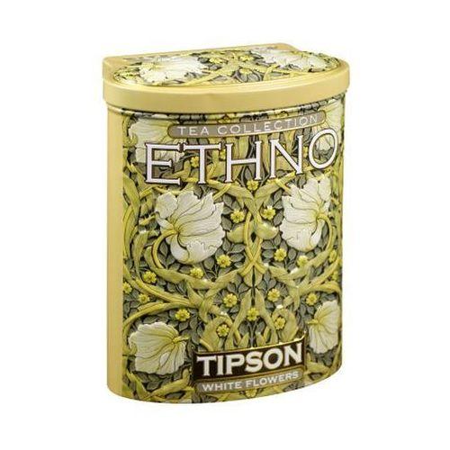 Herbata Tipson Ethno White Flowers w puszce 100g - sprawdź w wybranym sklepie