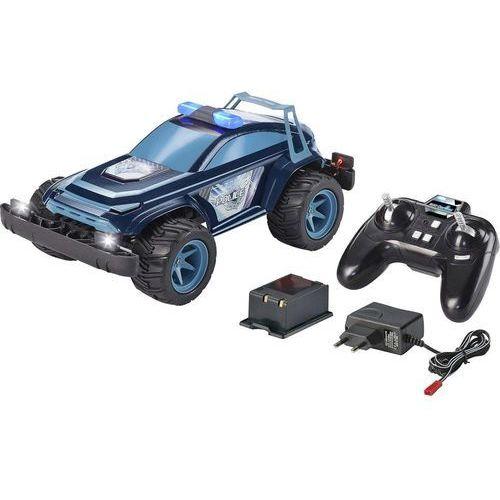 Samochód RC dla początkujących Revell Control X-Treme SUV Police, Elektryczny, 340 mm, 800 g, RtR - produkt z kategorii- Policja