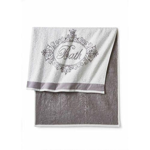 Ręczniki kremowy marki Bonprix