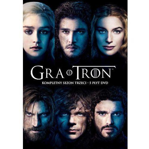 Galapagos films Gra o tron. sezon 3 [5dvd]