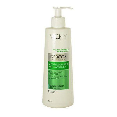 Vichy Dercos Anti-Dandruff Advanced Action Shampoo 390ml W Szampon do włosów przeciwłupieżowy