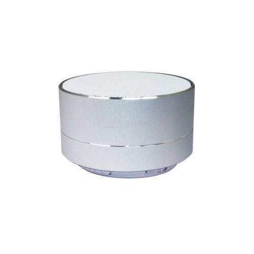 New audio Głośnik bluetooth m-27bt srebrny