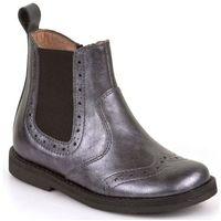 buty zimowe za kostkę dziewczęce 28 czarny marki Froddo