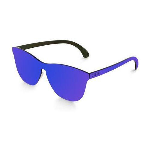 Ocean sunglasses Okulary przeciwsłoneczne unisex 25-2_lamission niebieskie