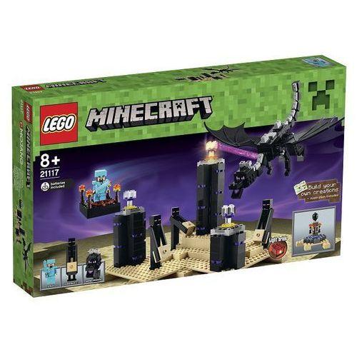 Lego MINECRAFT Smok kresu 21117
